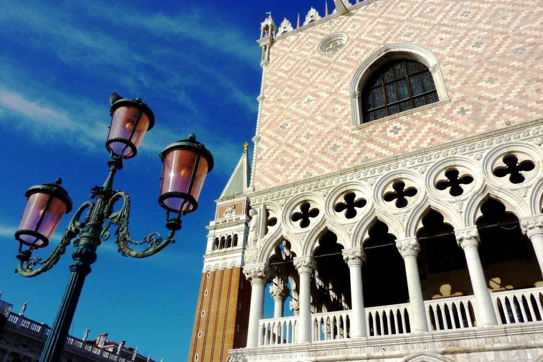 All-Inclusive-Tour: Dogenpalast, Markusdom & Markusplatz