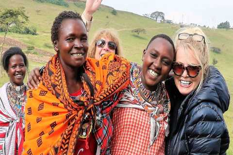 Lonely Planet Experiences: Masai Day Trip from Nairobi