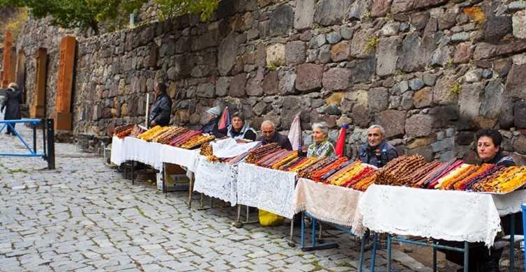 Yerevan: Private Garni, Geghard, Lake Sevan, & Dilijan Tour