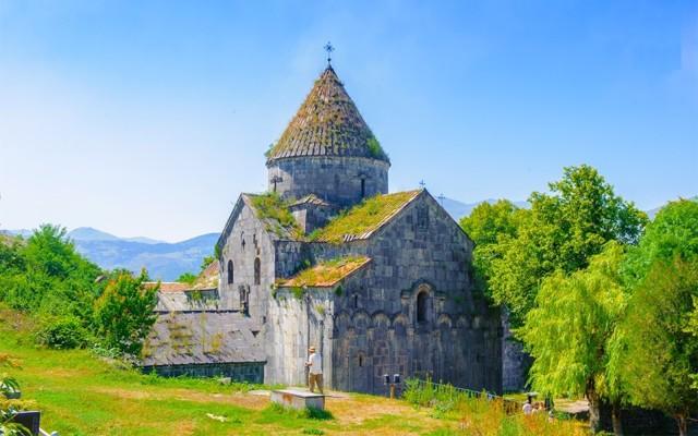 Armenië: privétour naar de kloosters Haghpat en Sanahin