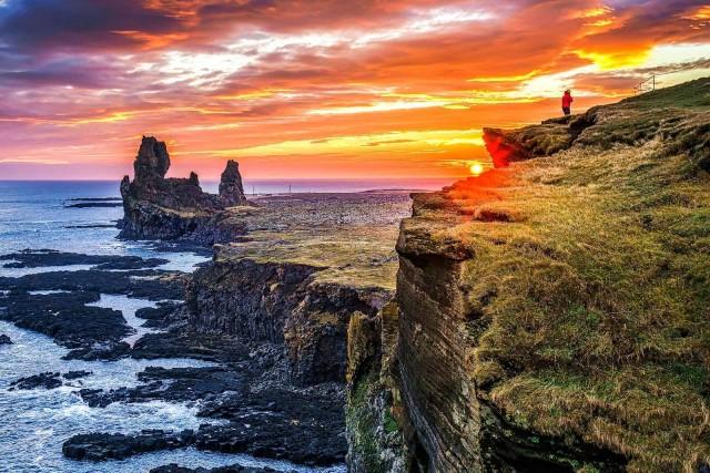 Vanuit Reykjavik: dagtocht naar schiereiland Snæfellsnes