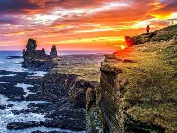 Ab Reykjavík: Tagesausflug zur Halbinsel Snæfellsnes