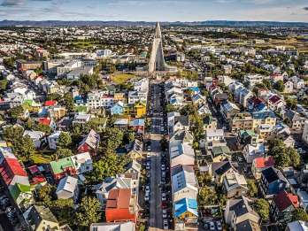 Reykjavik City-Sightseeing im Minibus