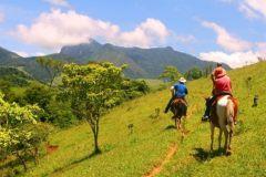 Paraty: 3 Horas a Cavalo pela Floresta Tropical c/ Cachoeira