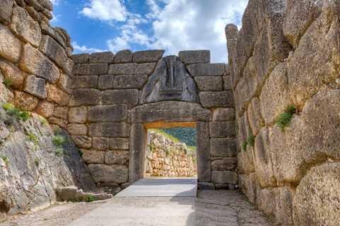 Mycenae: Self-Guided Smartphone Audio Tour