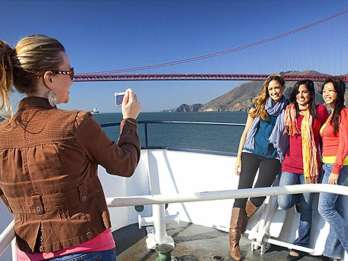 San Francisco: Muir Woods, Sausalito und Bay-Bootstour