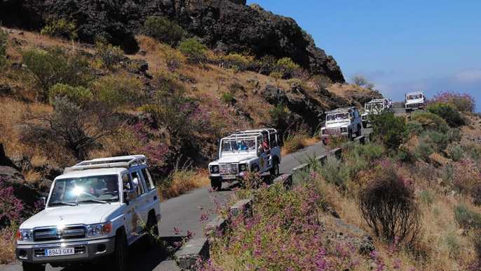 Gran Canaria: Off-Road Day Tour with Optional Camel Ride