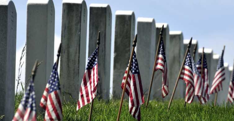 DC Highlights mit Eintritt zum Arlington National Cemetery