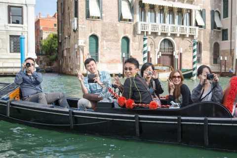 Venezia: giro in gondola condivisa