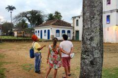 Paraty: Excursão Cultural pela Cidade