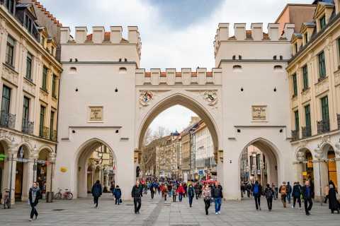 Munich: Old Town Walking Tour in Spanish