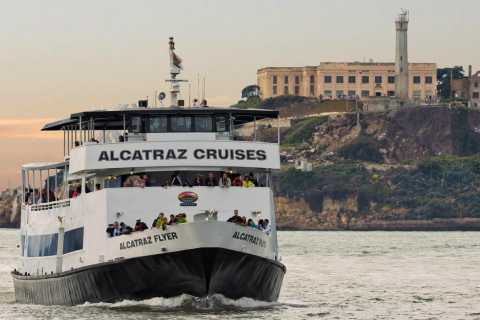 Alcatraz y San Francisco Combo Tour de 5 horas