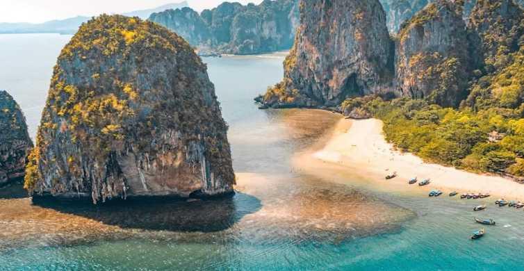 Krabi: Privater Schnellboot-Charter zu 4 Inseln