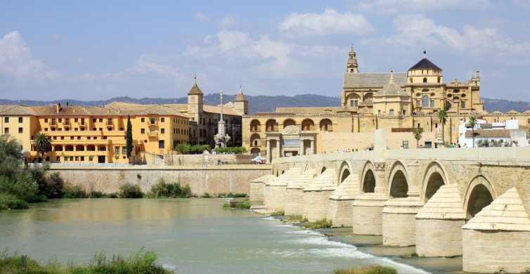 Ab Torremolinos, Marbella & Estepona: Tagestour nach Córdoba