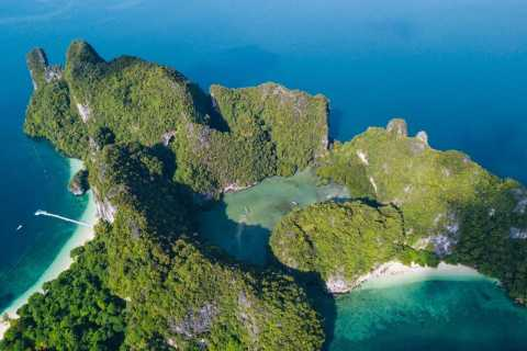 Krabi: Private Speed Boat Charter To Hong Island