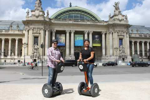 Paris: 2.5-Hour Group Segway Tour