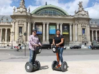 Paris: 2,5-stündige Segway-Gruppentour