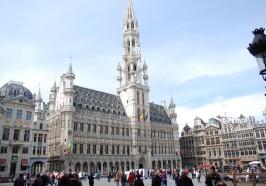 Wat te doen in Brussel - Brussel: gratis stadswandeling met boekingskosten