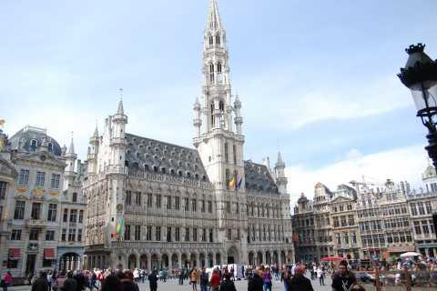 Tour gratuito a pie por Bruselas con tasa de reserva