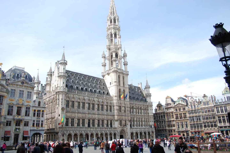 Brüssel: Kostenloser Rundgang (mit Buchungsgebühr)