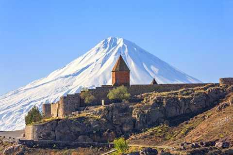 Private Tour: Khor Virap, Areni Cave, & Tatev Monastery
