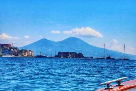 Naples: Small-Group Gulf of Naples Boat Tour