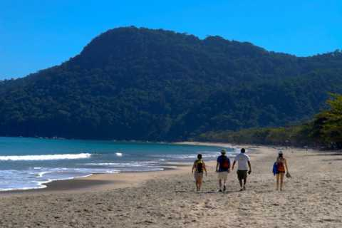 Paraty: Sono Beach Half-day Tour