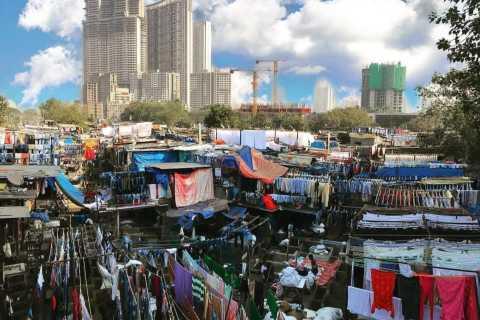 Mumbai: Sightseeing and Dharavi Slum Tour