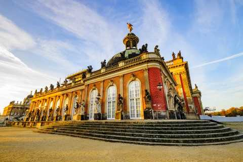 Desde Berlín: tour de 1 día a Potsdam, ciudad de emperadores