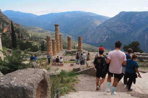 From Athens: Day Tour to Delphi