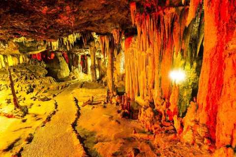 From Málaga: Skip-the-Line Nerja Cave and Frigiliana