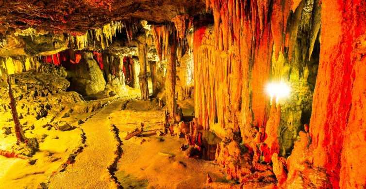 Ab Málaga: Nerja-Höhle ohne Anstehen & Frigiliana