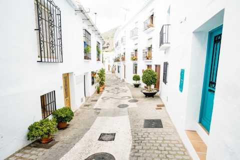 From Granada: Skip-the-Line Nerja Cave and Frigiliana