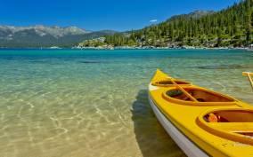 Lake Tahoe: North Shore Kayak Rental