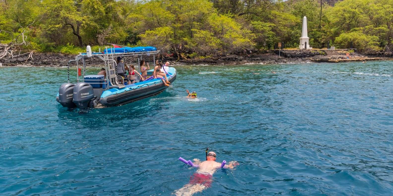 Best Big Island Snorkel Tours