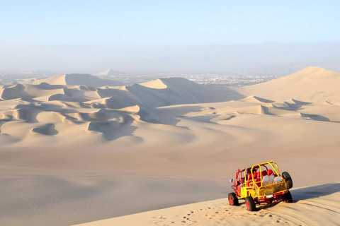From Lima: Tour to Paracas, Ica and Huacachina