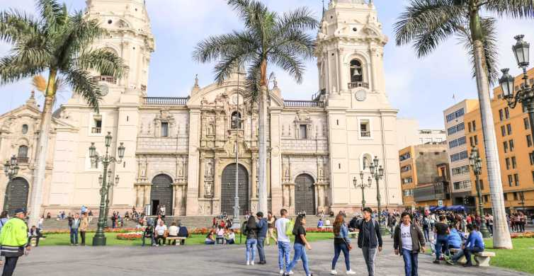 Lima: Highlights Day Tour