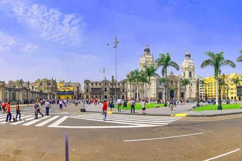 Lima: Excursão particular pela cidade clássica