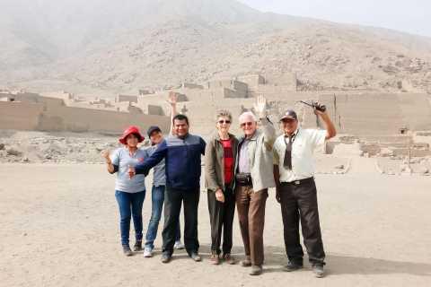 Lima: exploración de chabolas