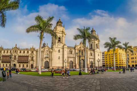 Lima: City Highlights Small Group Tour