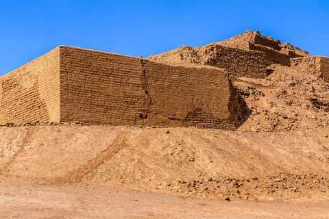 Lima: tour del complejo arqueológico inca de Pachacamac