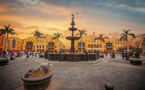 Lima: Half-Day Small Group City Tour