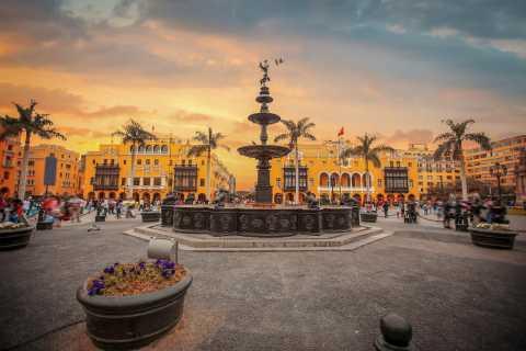 Lima: tour de medio día para grupos reducidos