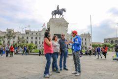 Lima: Excursão Turística de Meio Dia em Pequeno Grupo