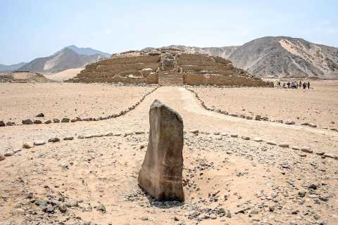 Lima: Caral Full-Day Private Excursion with Meals