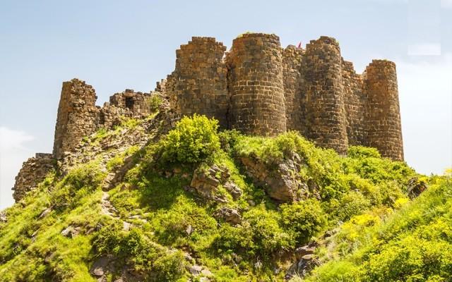 Armenië: privétour naar Amberd, Hovhannavank en Saghmosavank
