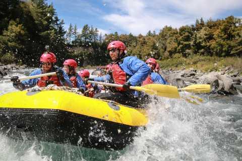 Tongariro River: Grade 3 Whitewater Rafting