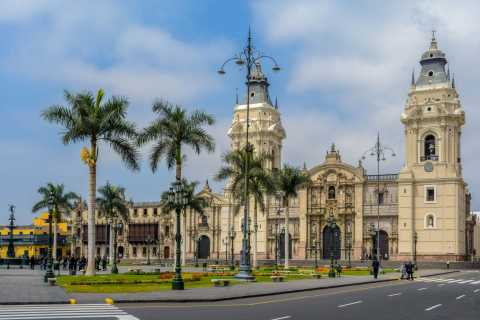 Lima Full-Day Main Attractions Tour