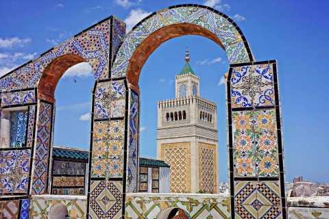 Tunis: Medina Guided Walking Tour