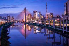 São Paulo: Excursão Noturna de 4 Horas